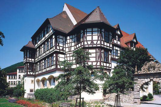 Residenzschloss Urach   Schwäbische Alb – Deutschland