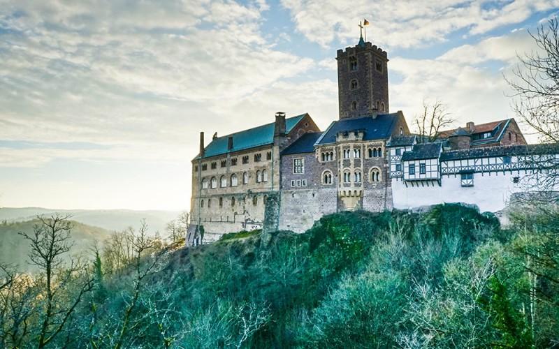 Die Wartburg in Eisenach ist weltberühmt, aber die Stadt hat auch sonst einiges zu bieten