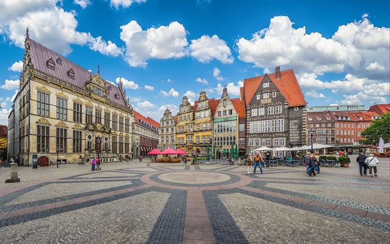 Urlaub zwischen Meeresrauschen und Unseco-Weltkulturerbe - erleben Sie die Hansestadt Bremen