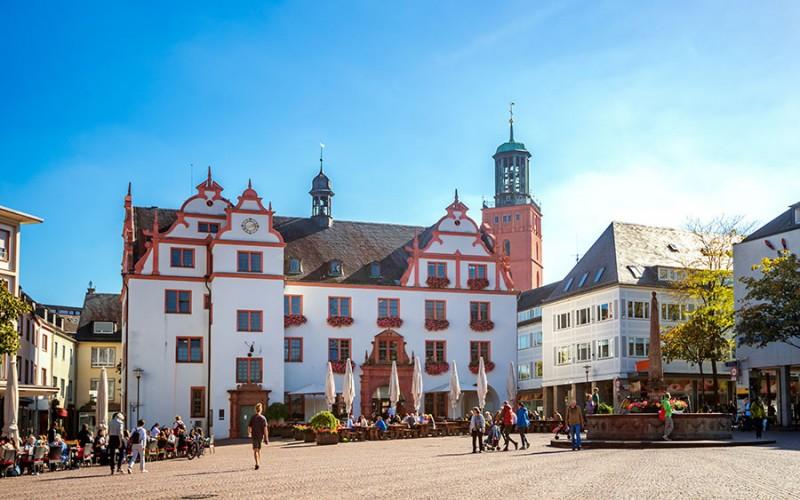 Darmstadt – Die Hauptstadt des Jugenstils