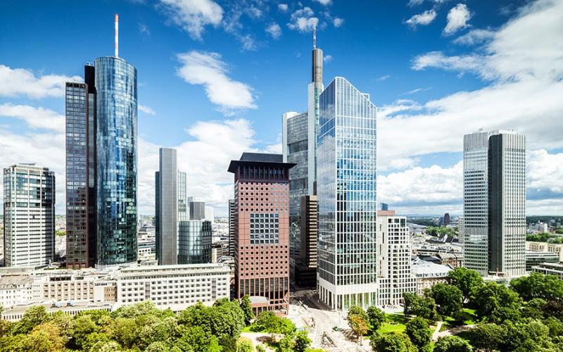 Frankfurt am Main - Bankenstadt mit Tradition