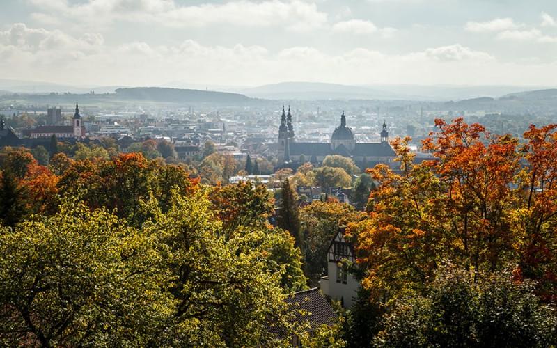 Immer einen Besuch wert: die Barockstadt Fulda