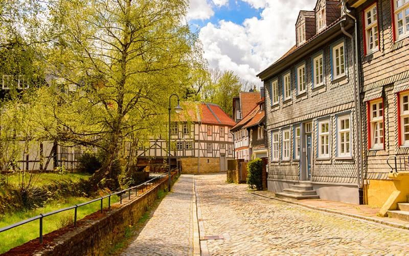 Weltkulturerbe Goslar - die Fachwerkstatt im Harz