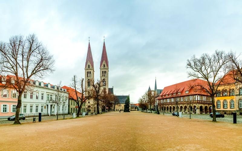 In Halberstadt gibt es viel zu entdecken
