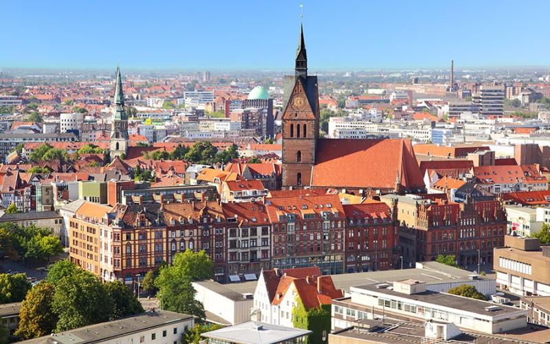 Lohnenswertes Ziel für eine Städtereise - Hannover