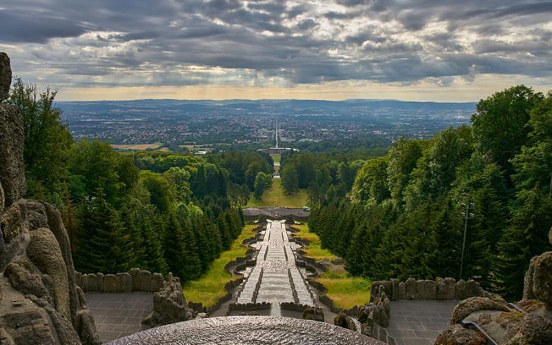 UNESCO-Weltkulturerbe Bergpark Wilhelmshöhe in Kassel