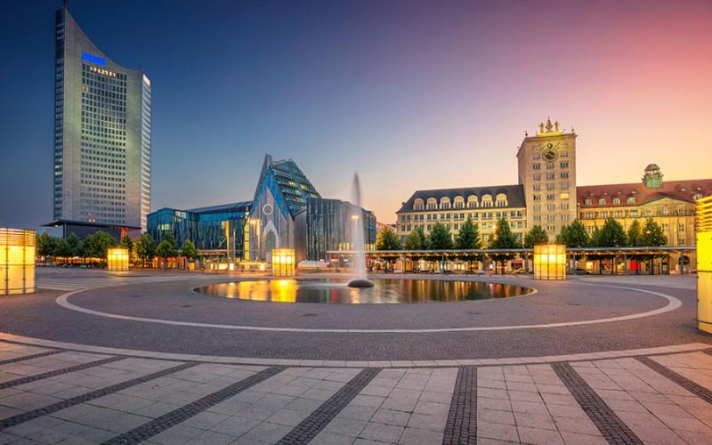 Leipzig bietet Tradition und Moderne