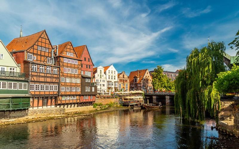 Eine Städtereise nach Lüneburg