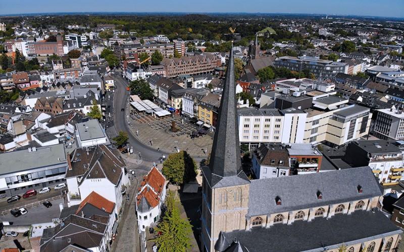 Mönchengladbach - die Perle im Ruhrgebiet