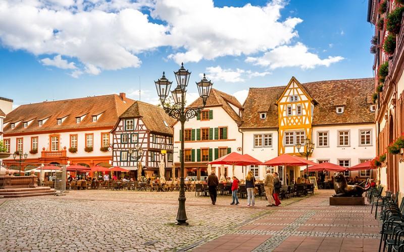 Hier kann man sich wohlfühlen: Neustadt an der Weinstraße