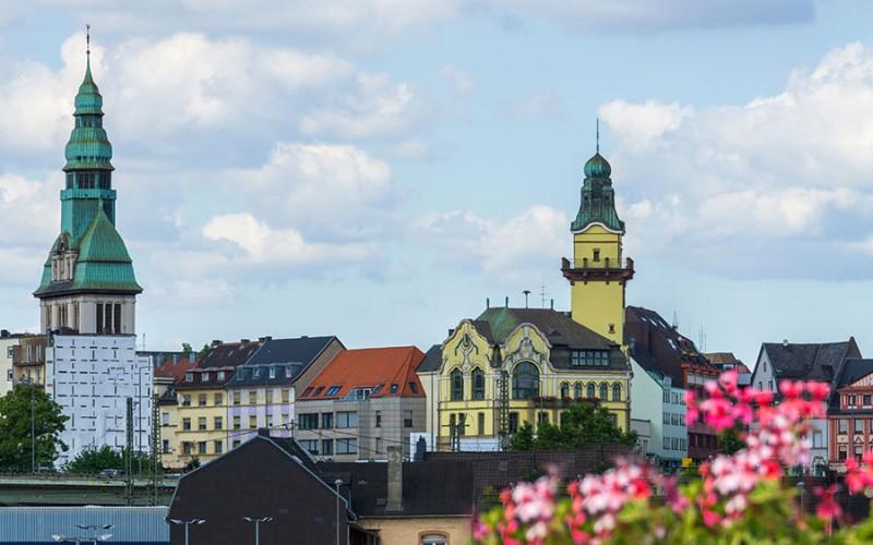 Völklingen im Saarland